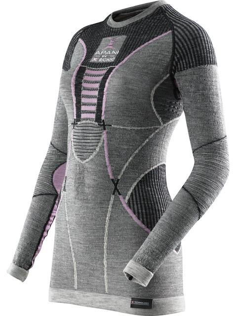 X-Bionic Apani Merino By Fastflow UW - Ropa interior Mujer - gris